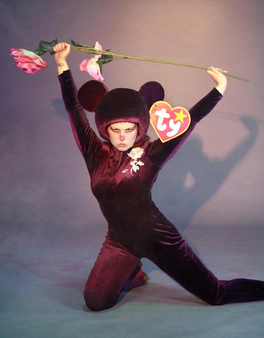 Princess Diana Beanie Baby Costume
