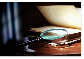 Attorney services, investigations