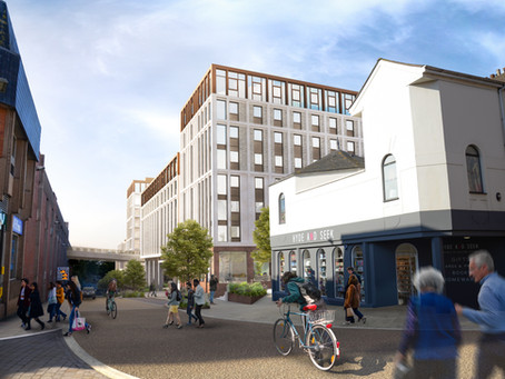 Exeter mixed use scheme approved