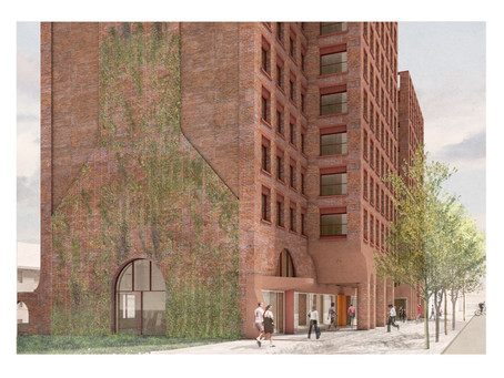 Planning secured for Stratford redevelopment.