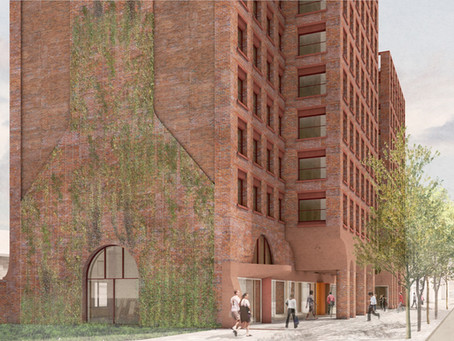 Planning secured for Stratford redevelopment.