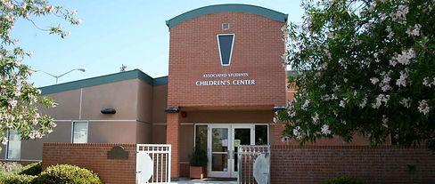 Children Center building