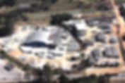 Vista Aérea Fabrica de Artefatos de Cimento