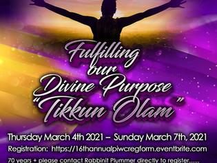 2021 16th Annual Phenomenal Israelite Women's Virtual Conference