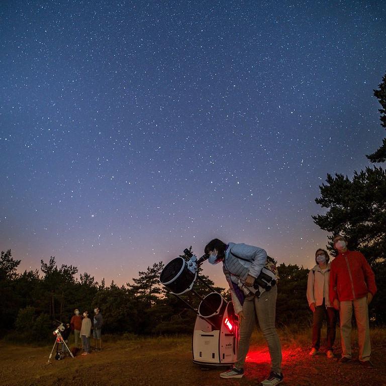 El cel nocturn de Montsant