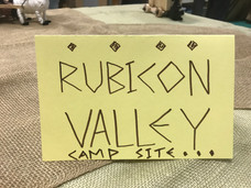 Village, Week 12: In which the Peeps arrive at the Rubicon Valley and we celebrate a wedding!