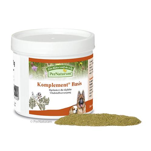 Komplement® Basis - Optimiert die tägliche Nähr- und Vitalstoffversorgung 150gr