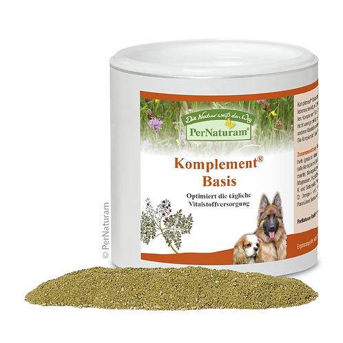 Komplement® Basis - Optimiert die tägliche Nähr- und Vitalstoffversorgung 250gr