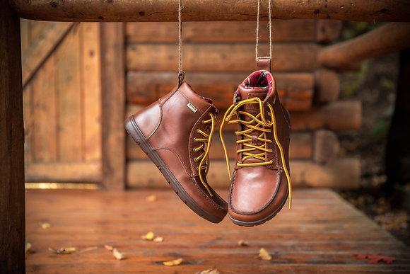 Lems Boulder Boot Leder Braun