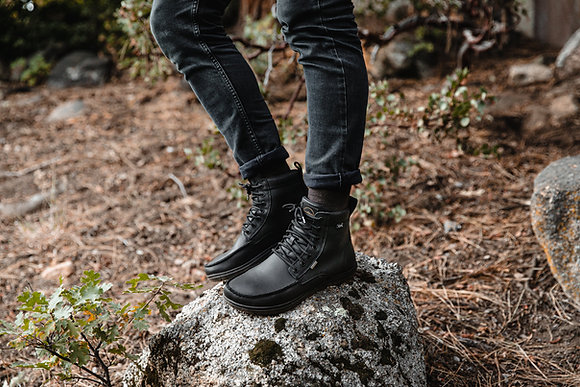 Lems Boulder Boot Waterproof Shadow Unisex
