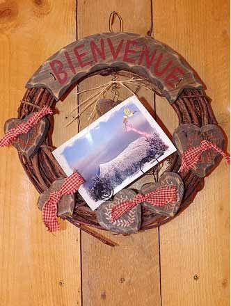 un accueil chaleureux au gite la porte du chardonnet