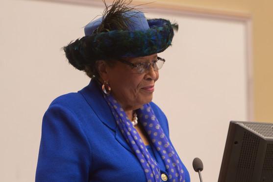 Congresswoman Adams