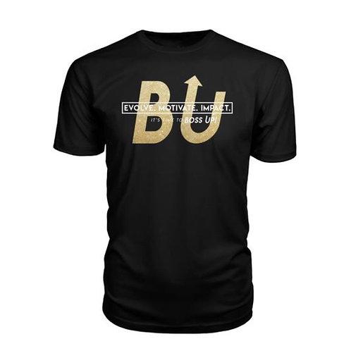 Black BU Shirt