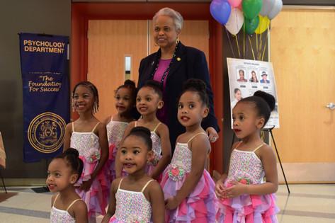 Dr. Gladys Robinson & Tisha J Perry's Dance Company