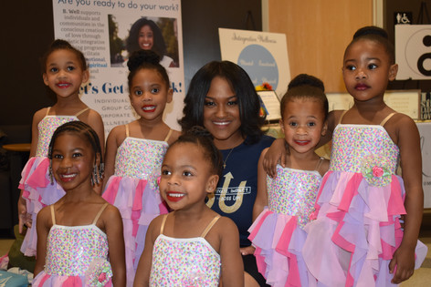 Tisha J. Perry's Dance Company & Ms. Rodgers