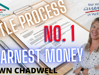 TITLE PROCESS - EARNEST MONEY