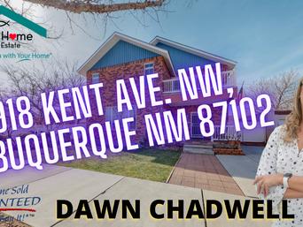 Home Walk Through - 918 Kent Ave. NW, Albuquerque NM 87102,