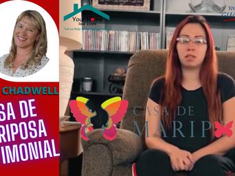 Casa De Mariposa Testimonial