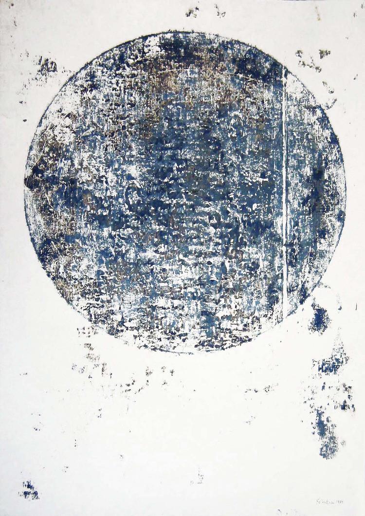 L'eterna luce, Venturino Venturi, 1984