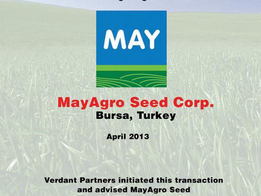 MayAgro Seed Corp.