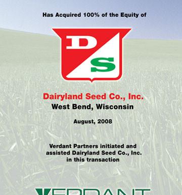 Dairyland Seed Company