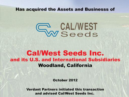 Cal/West Seeds