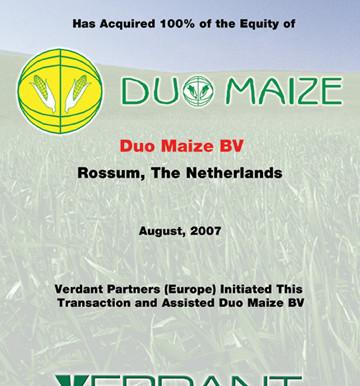 Duo Maize BV