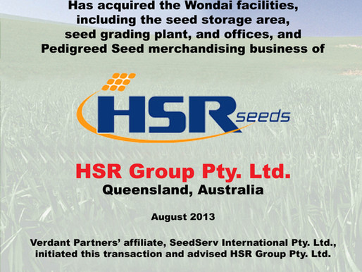 HSR Group Pty. Ltd.