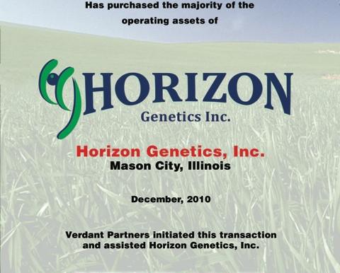 Horizon Genetics