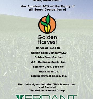 Golden Harvest