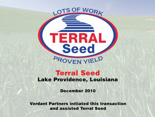 Terral Seed