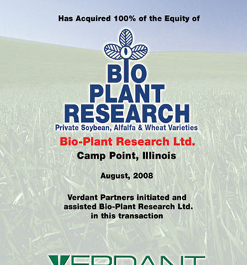 Bio Plant Research