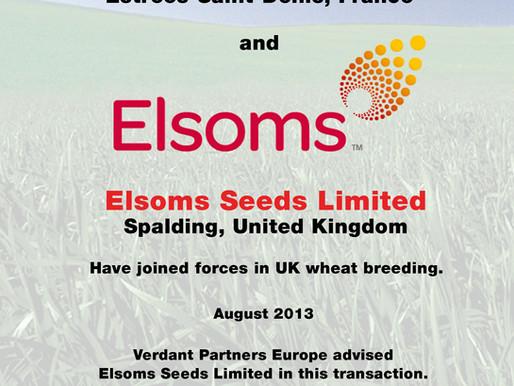 Elsoms Seeds Limited