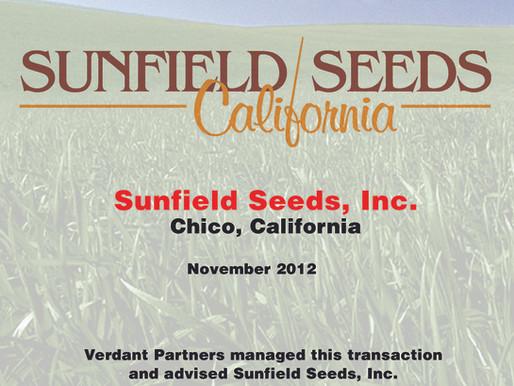 Sunfield Seeds