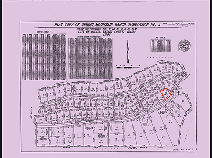 Plat map lot 28 outlined.png