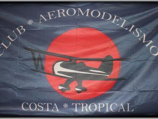 Bandera 2x1m Aeromodelismo
