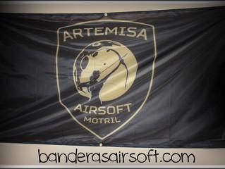 Bandera Artemisa