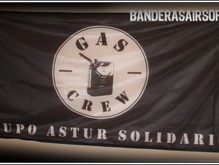 Bandera GAS CREW