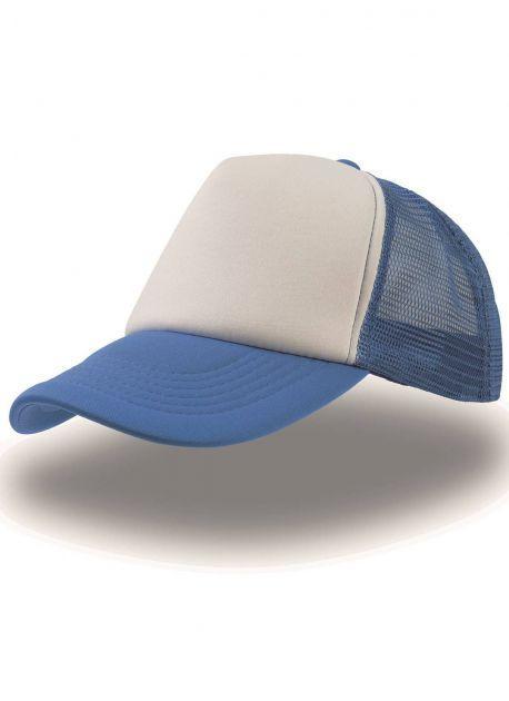 Gorra azul royal