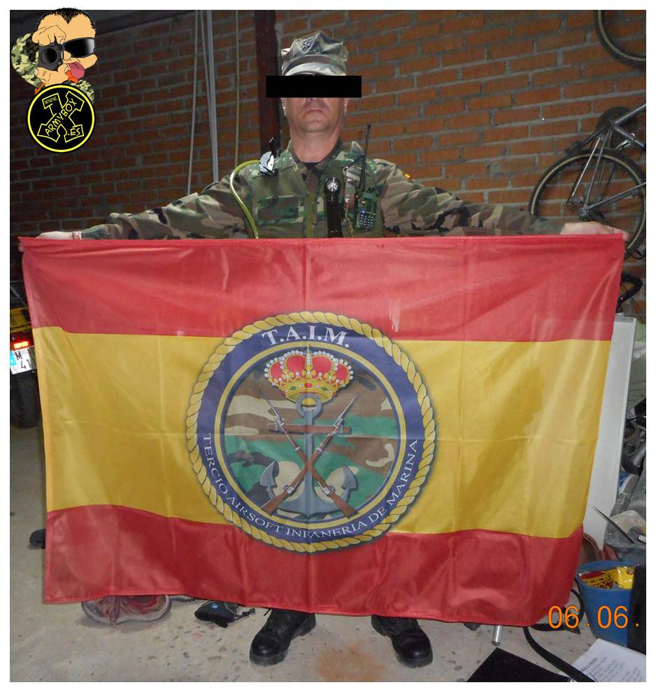 Bandera TAIM