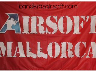 Bandera Airsoft Mallorca