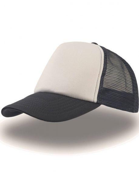 Gorra azul/blanca