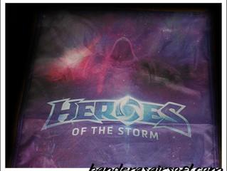 Bandera Heroes of Storm