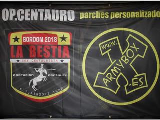 """Bandera """"LA BESTIA"""""""