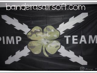 Bandera para PIMP