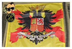 Bandera para mastil de moto