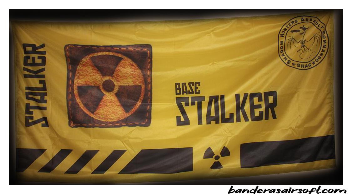 Banderas personalizadas STALKER (1)