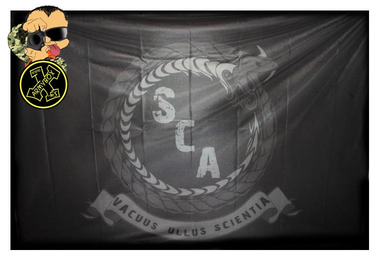 Bandera SCA