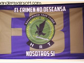Bandera FBI