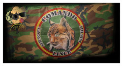 Bandera personalizada Lince
